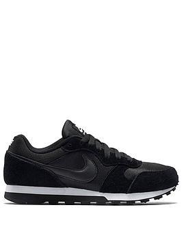 Nike Nike Md Runner 2 - Black Picture