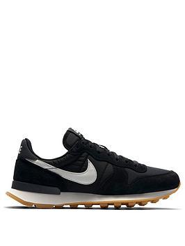 Nike Nike Internationalist - Black/White Picture