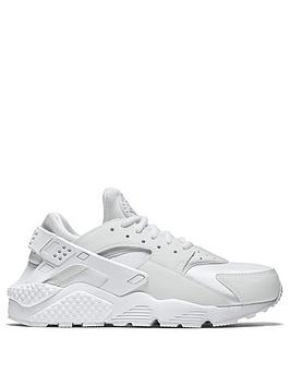 6e6ee6941a Nike Air Huarache Run - White | littlewoods.com