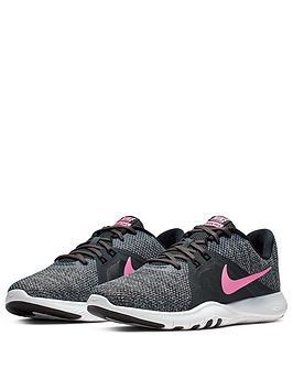 8903df4a6e82 Nike Flex Trainer 8 - Black Pink