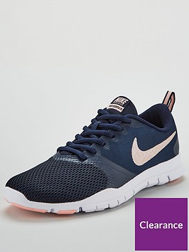e216d83ba6766 Nike Flex Essential TR - Navy Pink