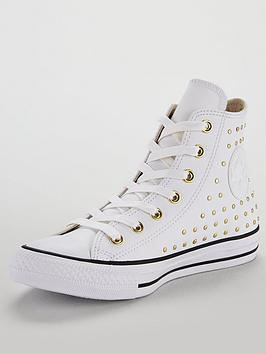 converse-chuck-taylor-all-star-leather-stud-hi-top-whitenbsp