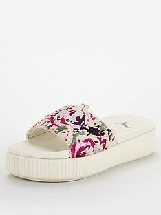 puma-platform-slide-digital-embroidered-slider-white