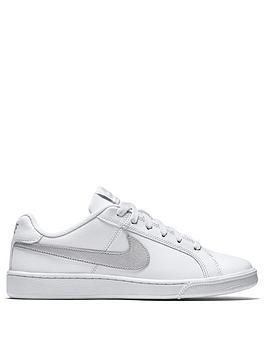 Nike Court Royale - White/Silver