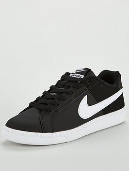 Nike Nike Court Royale - Black/White Picture