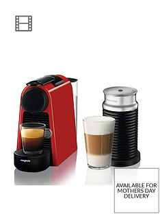 nespresso-essenza-mini-coffee-machine-and-aeroccino-by-magimix-ruby-red