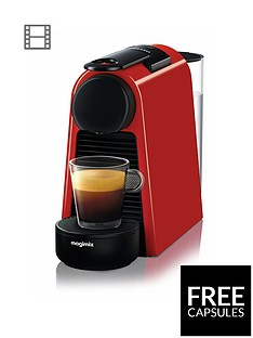 nespresso-essenza-mini-coffee-machine-by-magimix-ruby-red