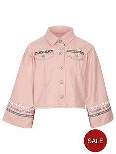 river-island-girls-pink-embellished-wide-sleeve-shacket