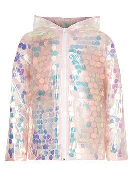 river-island-girls-pink-iridescent-sequin-raincoat