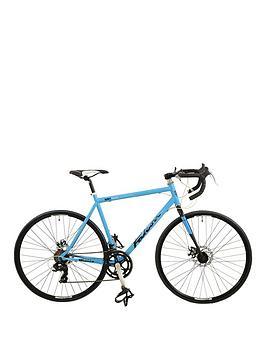falcon-falcon-san-remo-mens-steel-road-bike-14-spd-with-dual-disc-brakes