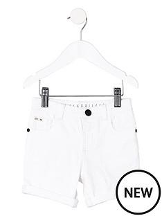 river-island-mini-boys-dylan-white-denim-shorts