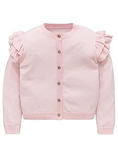 mini-v-by-very-girls-pink-ruffle-cardigan