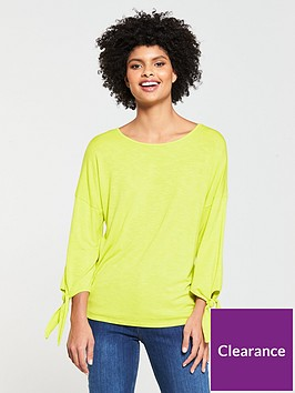v-by-very-long-sleeve-knot-tshirt