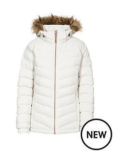 trespass-nadinanbspfaux-fur-trim-parka-vanillanbsp