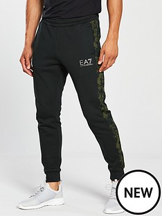 emporio-armani-ea7-ea7-camo-trim-sweat-pants