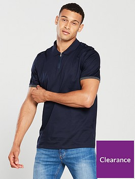 ted-baker-zip-detail-polo-shirt