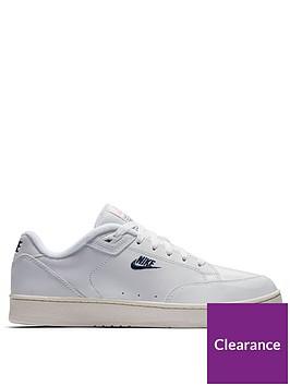 nike-grandstand-ii-trainers-white