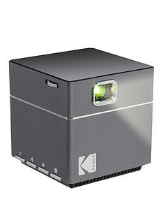 kodak-cube-pocket-pico-projector-with-tripod