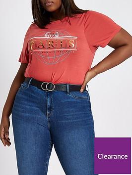 ri-plus-paris-t-shirt--red