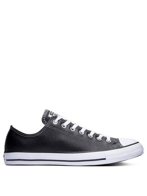 converse-chuck-taylor-leather-all-star-ox-black