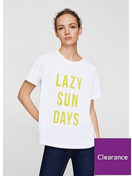 mango-lazy-sundays-t-shirt-white