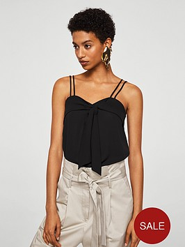 mango-knot-front-cami-black
