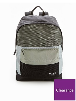 nicce-nylon-mesh-backpack