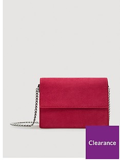 mango-metal-strap-crossbody-bag-fuchsia