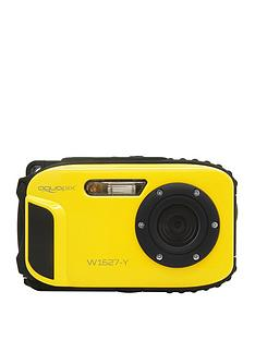 easypix-aquapix-w1627-ocean-waterproof-camera-yellow