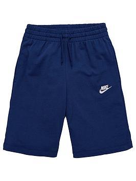 nike-older-boys-nsw-jersey-shorts-navy