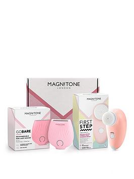 Magnitone Magnitone London Limited Edition Smooth Skin Gift Pack Contains  ... Picture