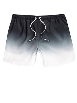 river-island-big-and-tall-andre-dip-dye-swim-short