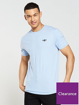 river-island-wasp-embroidered-tshirt