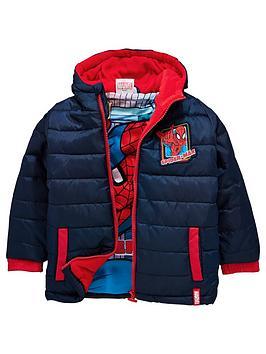 spiderman-spider-man-paddednbspboys-coat