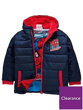 spiderman-spider-man-paddednbspboys-coat