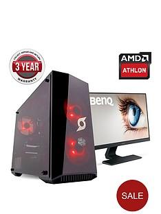 zoostorm-stormforce-onyx-amd-a10nbspprocessornbsp8gbnbspramnbsp2tbnbsphard-drive-gaming-pc-withnbsp236-inchnbspbenq-monitor