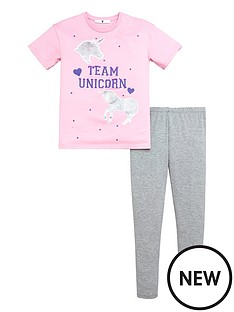 v-by-very-girls-unicorn-pyjama-set