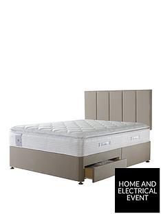 sealy-activ-react-geltexnbsp2200-pocket-pillow-top-divan-with-storage-options--nbspsoft