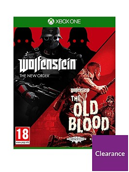 xbox-one-wolfenstein-double-pack-the-new-orderthe-old-blood