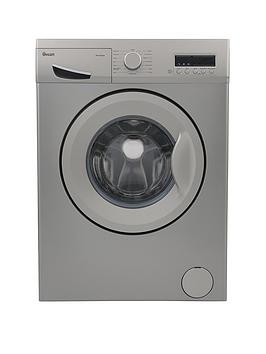 Swan Swan Sw15830S 8Kg Load, 1200 Spin Washing Machine - Silver Picture