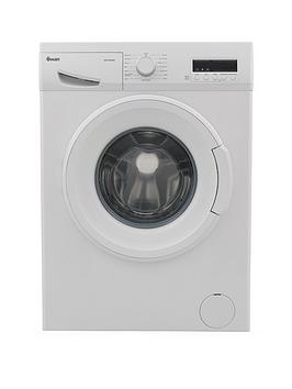 Swan Swan Sw15840W 9Kg Load, 1200 Spin Washing Machine - White Picture