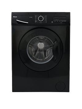 Swan Swan Sw15830B 8Kg Load, 1200 Spin Washing Machine - Black Picture