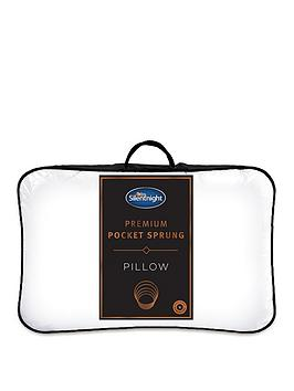 Silentnight Silentnight Ultimate Luxury Pocket Sprung Pillow Picture