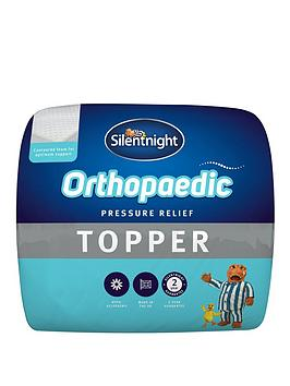 Silentnight Silentnight Orthopedic Mattress Topper Picture