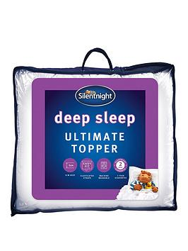 Silentnight Silentnight Luxury Deep Sleep Ultimate Mattress Topper Picture
