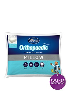 silentnight-orthopaedic-pillow