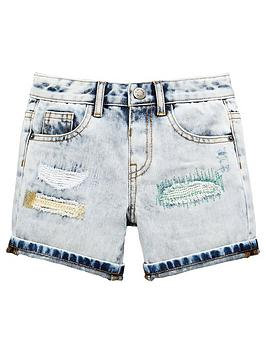 mini-v-by-very-toddler-boys-reversed-patch-distressed-denim-shorts-denim