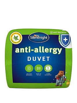 Silentnight Silentnight Anti Allergy, Anti Bacterial 10.5 Tog Duvet Picture