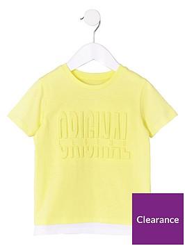 river-island-mini-boys-yellow-lsquooriginal-legendrsquo-t-shirt