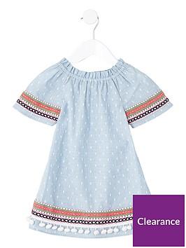 river-island-mini-girls-blue-trapeze-dress